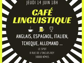 Café Linguistique - 14 juin
