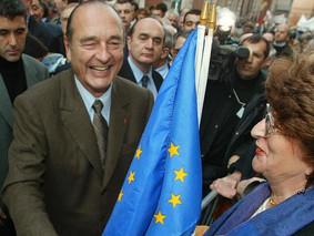 JACQUES CHIRAC, UN GRAND EUROPÉEN?