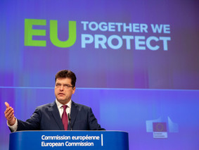 QUE FAIT L'UNION EUROPEENNE FACE A LA PANDEMIE DU CORONAVIRUS ?