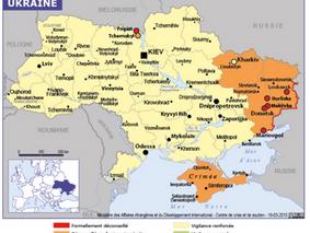 Ukraine: des petits pas vers la paix?