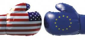 "Conférence-débat: "" Europe - USA:      Je t'aime, moi non plus ""                    pa"