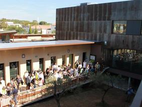 L'Europe a participé au financement du Centre de Formation des Apprentis de la CCI de Nîmes à Ma