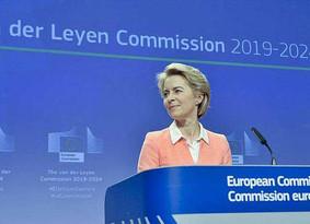 LA NOUVELLE COMMISSION EUROPÉENNE