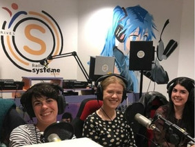 « Coucou l'Europe », l'émission des jeunes volontaires européens de Nîmes sur Radio Système