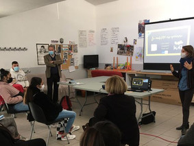 Nîmes : l'expérience de mobilité européenne expliquée aux jeunes