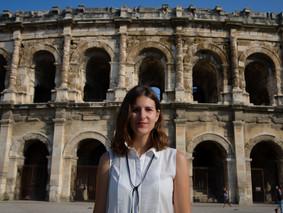 Elena, notre nouvelle volontaire européenne