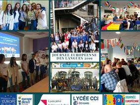 La Journée européenne des langues 2019 à Nîmes