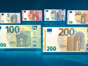 De nouveaux billets de 100 et 200 € bientôt en circulation
