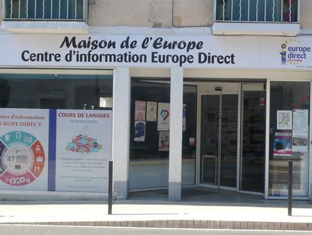 La Maison de l'Europe ouverte ET fermée !