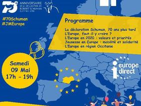 Le Joli mois de l'Europe 2020