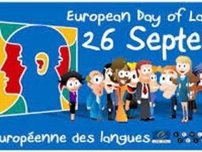 26 septembre, Journée européenne des langues !