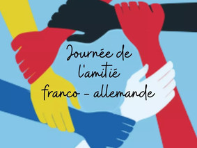 Le 22 janvier, c'était la Journée franco-allemande !