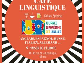 Journée européenne des langues - Jeudi 26 septembre