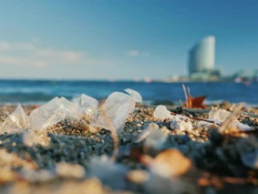 Rejets de plastique: l'Europe agit