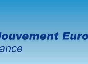 L'actu du Mouvement Européen France