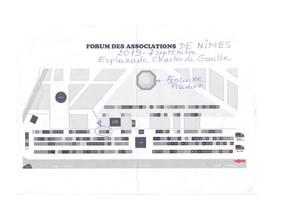 Samedi 7 septembre: le Forum des associations de Nîmes