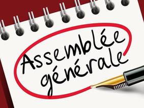 L'assemblée générale du Mouvement Européen France - Gard