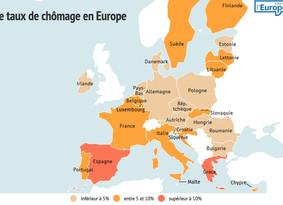 Le chômage, c'est désormais aussi l'affaire de l'Europe