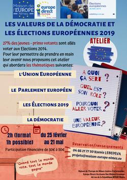 Atelier Elections EU 2019