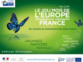 Le Joli Mois de l'Europe - Mai 2018