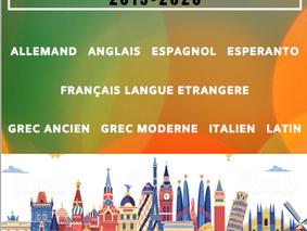 La Maison de l'Europe organise des cours de langues en petits groupes en favorisant l'expression ora