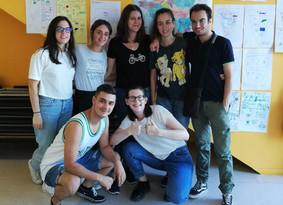 Les jeunes volontaires européens 2019-2020 sont arrivés à Nîmes