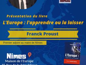 Maison de l'Europe – lieu de rencontres et lieu d'animations