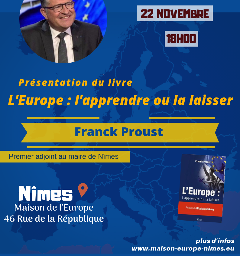 Franck Proust, présentation du livre