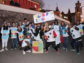 Erasmus+: Echange de jeunes de Vauvert