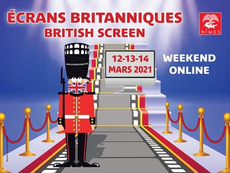 Le Festival des Écrans Britanniques à Nîmes