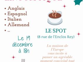 Café Linguistique, 19 décembre