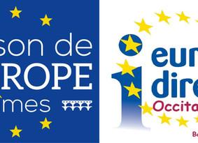La Maison de l'Europe de Nîmes – Centre Europe Direct en période de confinement