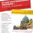 3/09 fin des candidatures stage à Berlin