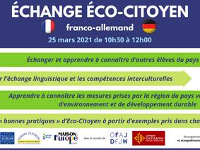 Echange franco-allemand: une rencontre (virtuelle) entre des lycéens de Nîmes, Toulouse et Stuttgart
