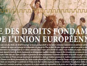 La Charte européenne des droits fondamentaux a 20 ans !