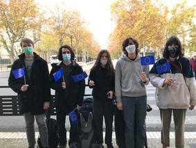 Stage Erasmus+ longue durée en Pologne – ils sont bien partis le 28 novembre !
