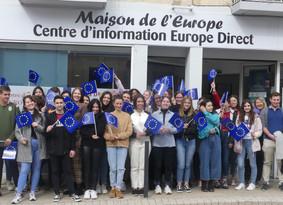 Non-discrimination en Europe: rencontre franco-hongroise à la Maison de l'Europe