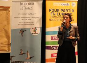 La Maison de l'Europe de Nîmes participe à une formation régionale sur le CES