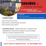 26/09 fin des candidatures stage en Pologne !