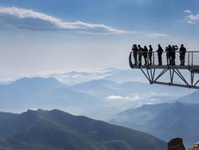 L'Europe a aidé à aménager le sommet du Pic du Midi de Bigorre