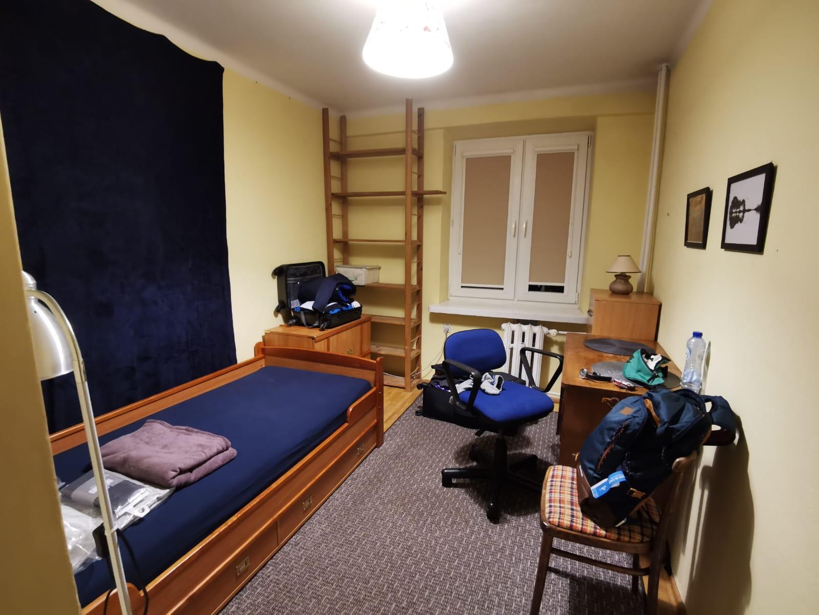 La chambre de Loïck