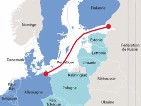 Gaz naturel: la saga Nord Stream 2 au coeur des tractations européennes