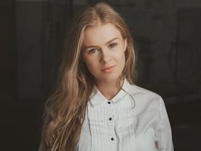 Une volontaire lettone à l'association RIVES de Vauvert
