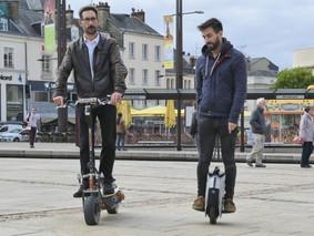 Nouvelles mobilités urbaines, sur 1 ou 2 roues: quels statuts en Europe?