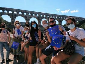 Les nouveaux volontaires européens sont arrivés