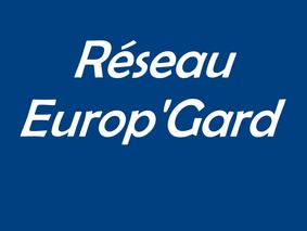 Week end intégration Réseau Europ'Gard
