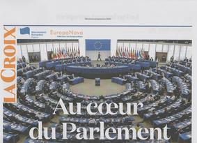 Nouvelles du MEF (Mouvement européen France)