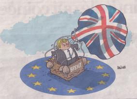 Une résolution du Parlement européen sur le Brexit... dont le feuilleton à rebondissements s'acc