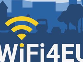 L'initiative WiFi4EU soutient la connectivité Wi-Fi gratuite  dans les lieux publics en Europe
