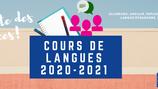 Il reste encore des places dans les Groupes de langues !